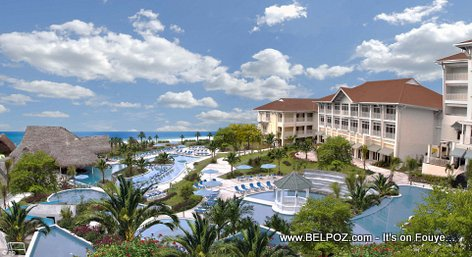 PHOTO: Haiti - Caribbean Luxury Resort coming soon to Cote-de-Fer