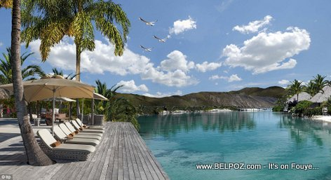 PHOTO: Cote-de-Fer Haiti - Caribbean Luxury Resort Coming Soon