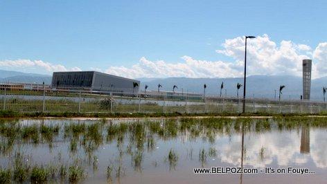 Haiti Inondation - Parc Olympique Espoir Anba DLO