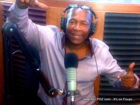 Jean Marie Gabriel - Host of Matin Caraibes on Haiti Radio Caraibes FM