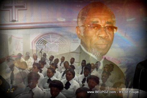 PHOTO: Haiti - Pasteur Jean Marie - Eglise de Dieu de Delmas 17