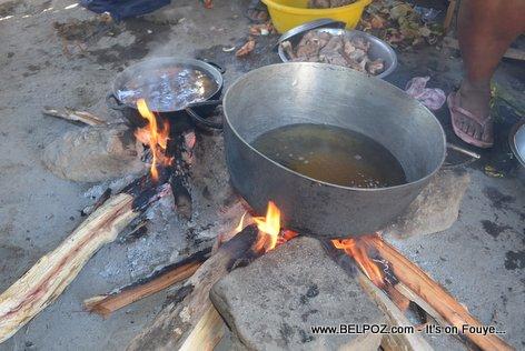 PHOTO: Haiti - Nou Pwal Manje Viann KABRIT a Gogo