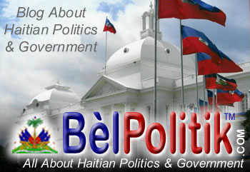 Blog about Haitian Politics and Government
