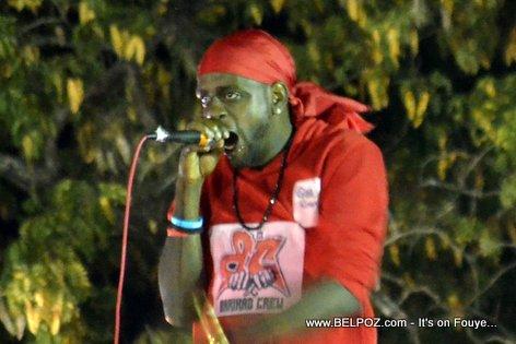 PHOTO: Phantom - Barikad Crew -  Haiti Kanaval 2015
