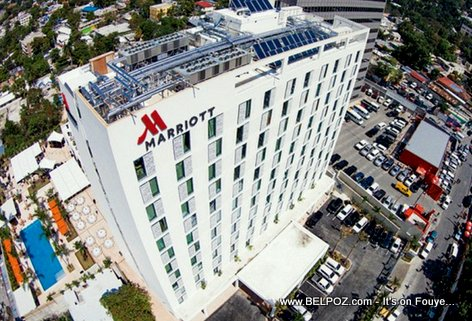 Marriott Port-au-Prince Hotel - Sky View
