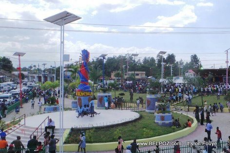 PHOTO: Haiti Place Sainte Rose de Leogane