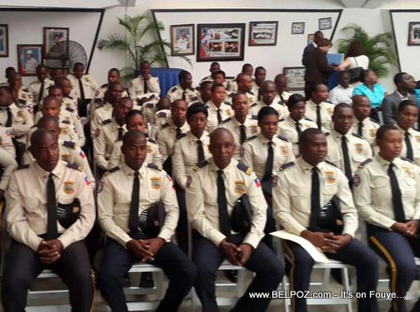 PHOTO: Haiti EDUPOL - Haiti Education Police - First Promotion